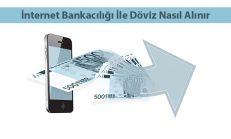 İnternet Bankacılığı İle Döviz Nasıl Alınır