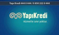 Yapı Kredi 444 0 444 / 0850 222 0 444 Müşteri İletişim Merkezi
