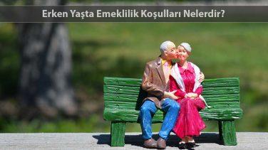 Erken Yaşta Emeklilik Nedir?