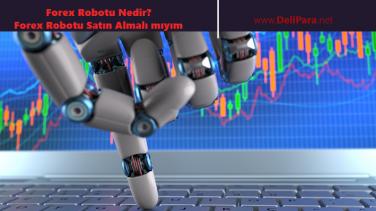 Forex Robotu Nedir? Forex Robotu Satın Almalı mıyım