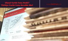 Ulusal Varlık Fonu Nedir? Türkiye Varlık Fonu Kuruldu Mu?